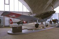 C-534 @ LSMD - Swiss Air Force Eidgenössische Konstruktionswerkstätte K+W C-36 - by Dietmar Schreiber - VAP