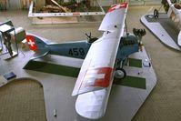 459 @ LSMD - Swiss Air Force Hafeli DH.5 - by Dietmar Schreiber - VAP