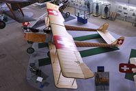 245 @ LSMD - Swiss Air Force Hafeli DH.5 - by Dietmar Schreiber - VAP