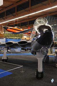 UNKNOWN @ LSMD - Eidgenössische Flugzeugwerke Emmen N-20 Aiguillon - by Dietmar Schreiber - VAP