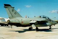 MM55046 @ LMML - AMX MM55046/32-47 Italian Air Force - by raymond