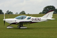 G-SCRZ @ EGBK - Visitor on Day 1 of 2011 AeroExpo at Sywell