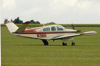 N3BR @ EGBK - Visitor on Day 1 of 2011 AeroExpo at Sywell