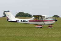 G-AWMP @ EGBK - Visitor on Day 1 of 2011 AeroExpo at Sywell