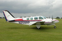 N258RP @ EGBK - 1994 Beech 58, c/n: TH-1737 at Sywell