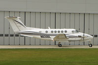 N820DL @ EGBK - Raytheon Aircraft Company B200, c/n: BB-1820 at Sywell