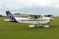 G-SBAE @ EGBK - 1983 Cessna F172P, c/n: 2200 at Sywell - by Terry Fletcher