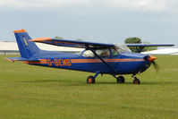 G-BEMB @ EGBK - 1976 Reims Aviation Sa CESSNA F172M, c/n: 1487 at Sywell