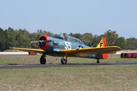 N5FJ @ TIX - AT-6 Texan