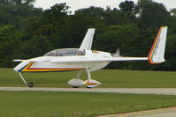 G-CBLZ @ EGBK - 1988 Ruston Nw RUTAN LONG-EZ, c/n: 1046 at Sywell