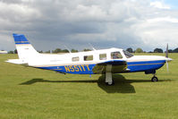 N551TT @ EGBK - 1997 New Piper Aircraft Inc PA-32R-301T, c/n: 3257026 at Sywell