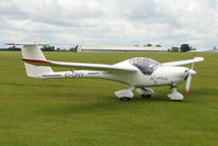 EI-DNV @ EGBK - Urban Air S.r.o. LAMBADA UFM-11, c/n: 11/11 at Sywell UK