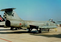 MM6914 @ LMML - F104 Starfighter MM6914/37-01 Italian Air Force - by raymond