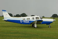 G-RIGH @ EGBK - 1998 New Piper Aircraft Inc PIPER PA-32R-301, c/n: 3246123 at Sywell