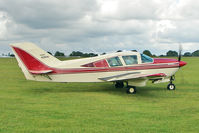 N28141 @ EGBK - 1980 Bellanca 17-30A, c/n: 80-30982 at Sywell