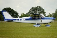 G-ARMN @ EGBK - 1961 Cessna CESSNA 175B , c/n: 175-56994 at Sywell
