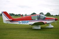 G-BBDP @ EGBK - 1973 Avions Pierre Robin CEA DR400/160, c/n: 853 at Sywell