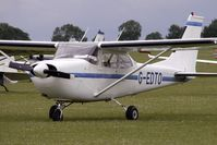 G-EDTO @ EGBK - 1969 Reims Aviation Sa REIMS CESSNA FR172F, c/n: 0090 at Sywell