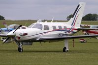 G-DTFL @ EGBK - 2007 Piper PA-46-500TP, c/n: 4697309 at Sywell