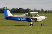 G-CDCH @ EGBK - 2004 Laud K SKYRANGER 912(2), c/n: BMAA/HB/384 at Sywell