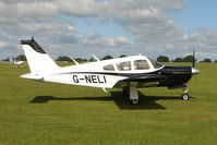 G-NELI @ EGBK - 1968 Piper PIPER PA-28R-180, c/n: 28R-31011 at Sywell