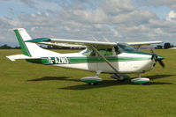 G-AZNO @ EGBK - 1972 Cessna CESSNA 182P, c/n: 182-61005 at Sywell