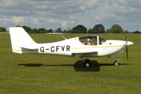 G-CFVR @ EGBK - 2009 Europa EUROPA XS at Sywell