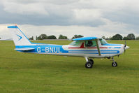 G-BNUL @ EGBK - 1980 Cessna CESSNA 152, c/n: 152-84486 at Sywell - by Terry Fletcher