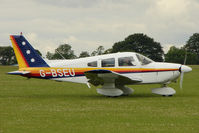 G-BSEU @ EGBK - 1977 Piper PIPER PA-28-181, c/n: 28-7890108 at Sywell