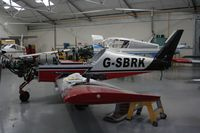 G-SBRK photo, click to enlarge