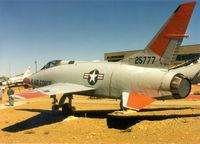 52-5777 @ KHIF - Hill Aerospace Museum - by Ronald Barker