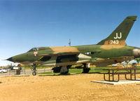 59-1743 @ KHIF - Hill Aerospace Museum - by Ronald Barker