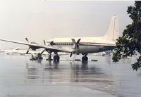 N766WC @ FXE - Caicos Caribbean Airways - by Henk Geerlings