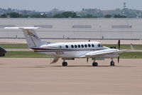 N3CR @ AFW - Chlidress Racing Beech at Alliance Airport - Fort Worth, TX