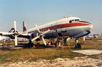 N1097 @ OPF - DC-7B , Opa Locka - by Henk Geerlings