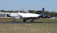 N230CF @ TIX - Fly Navy T-33