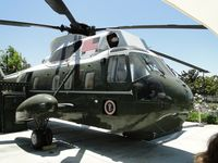 150617 @ NX1 - Preserved at Nixon Library in Yorba Linda - by Helicopterfriend
