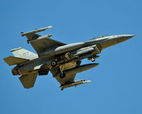 88-0420 @ KLSV - Taken during Green Flag Exercise at Nellis Air Force Base, Nevada. - by Eleu Tabares