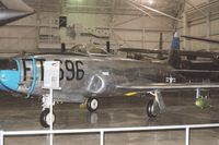 49-696 @ KFFO - National Museum of the Air Force - by Ronald Barker