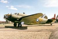 AJ311 @ KPUB - Pueblo Weisbrod Aircraft Museum - by Ronald Barker