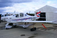 G-TECI @ EGBK - at AeroExpo 2011 - by Chris Hall