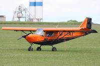 G-TTAT @ EGBK - at AeroExpo 2011 - by Chris Hall