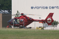 N513PH @ GPM - At American Eurocopter - Grand Prairie - by Zane Adams