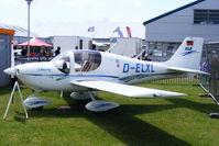 D-ELXL @ EGBK - at AeroExpo 2011 - by Chris Hall
