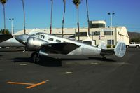 N476PA @ KHMT - On display at the Hemet Airshow - by Nick Taylor Photography