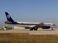 ZS-OSI @ LMML - DC8-62F ZS-OSI SAIFlycargo - by raymond