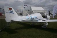 D-ELXL @ EGBK - Static Aero Expo 2011 - by N-A-S