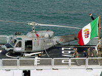 MM80950 @ LMML - AB212 MM80950/7-19 Marina Militare - by raymond