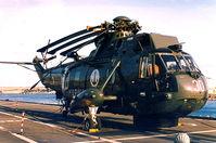 MM81115 @ LMML - Seaking MM81115/6-30 Italian Navy - by raymond
