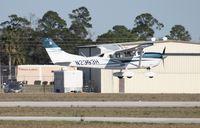 N2353H @ TIX - Cessna T206H